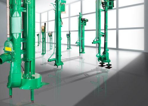 Vertical Electric Pumps