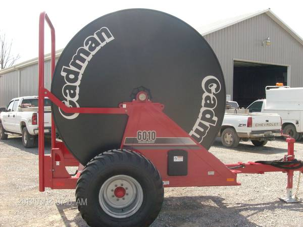 2017 Cadman Power Equipment 6010 HOSE CADDY