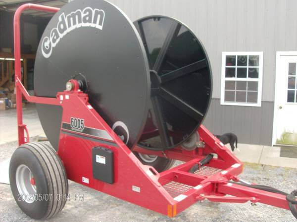 2017 Cadman Power Equipment Cadman 6005 Hose Caddy